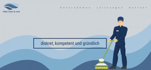 Firmenprofil von: Kompetenter und diskreter Tatortreiniger in Köln und Umgebung: Make Clean & more GbR