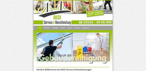 Firmenprofil von: Professionelle Gebäudereinigung Velbert: AKSV Service & Dienstleistung