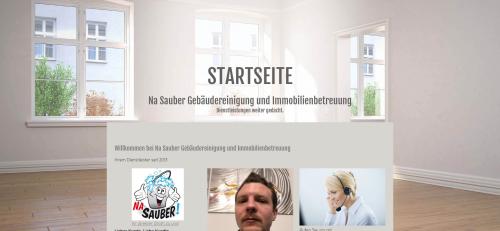 Firmenprofil von: Praxisreinigung vom Profi in Karlsruhe: Na Sauber Gebäudereinigung & Immobilienbetreuung
