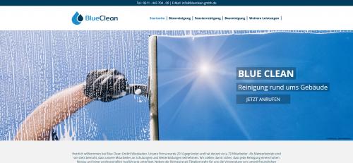 Firmenprofil von: Ihr Partner für eine professionelle Unterhaltsreinigung in Wiesbaden: Blue Clean GmbH