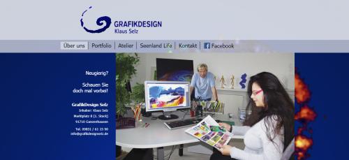 Firmenprofil von: Hochwertige Druckgrafiken im Onlineshop von GrafikDesign Selz