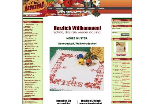 Firmenprofil von: Handarbeitswaren - Zubehör und Austausch:  Wool 24 das Handarbeitsstüberl in Dietersburg