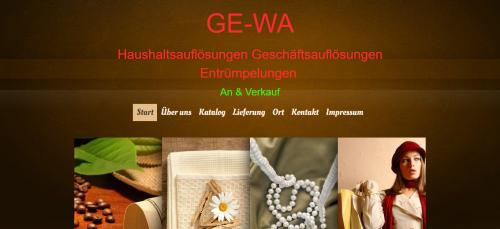 Firmenprofil von: Fachmännische Entrümpelungen in Dortmund