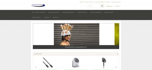 Firmenprofil von: Haushaltszubehör online bestellen bei Farenotron