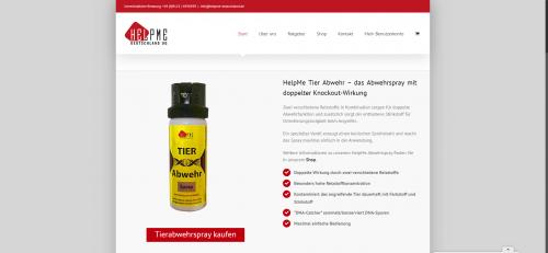 Firmenprofil von: Jetzt Abwehrspray mit doppelter Knockout-Wirkung kaufen