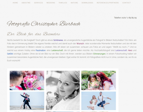 Firmenprofil von: Hochzeitsfotografie in Dortmund – Christopher Bierbach