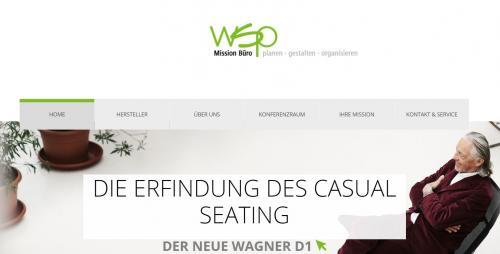 Firmenprofil von: Büroausstattung in NRW – Werner Sett + Partner Gesellschaft in Mülheim