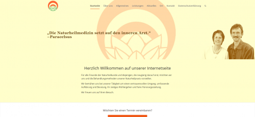 Firmenprofil von: Homöopathische Behandlungsmethoden in Dresden