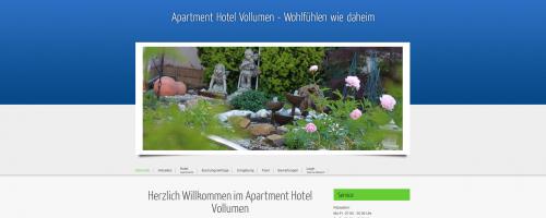 Firmenprofil von: Firmenwohnung bei Coburg: Im Apartment Hotel Vollumen wie zu Hause fühlen
