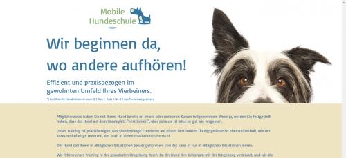 Firmenprofil von: Mobile Hundeschule Petra Horn – gezielte Problembehandlung für Hunde in Köln