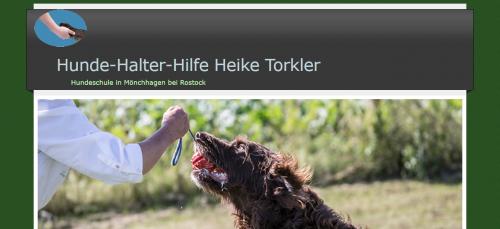 Firmenprofil von: Hundetraining in Rostock: Hunde-Halter-Hilfe Heike Torkler
