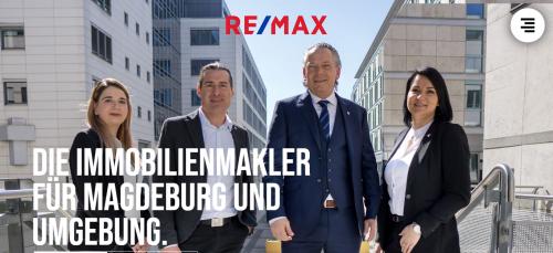 Firmenprofil von: Professioneller Immobilienverkauf in Burg bei Magdeburg von RE/MAX