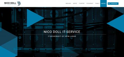 Firmenprofil von: Computerhilfe aus Bad Kreuznach: Nico Doll IT-Service