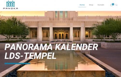 Firmenprofil von: Schöne Panoramakalender für 2020 von Panoka