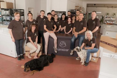 Firmenprofil von: Karnivor-Shop aus Korntal-Münchingen