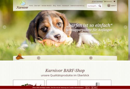 Firmenprofil von: BARF-Leckerlies: Die perfekte Belohnung für zwischendurch