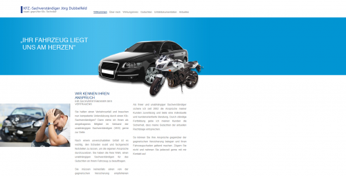 Firmenprofil von: Kfz-Gutachter Leverkusen: Kfz-Sachverständigen Büro Dubbelfeld