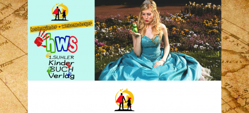 Firmenprofil von: Kreative Kinderbücher nahe Ilmenau – HWS 1. Suhler Kinderbuchverlag