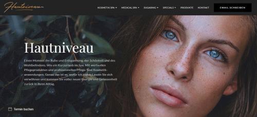 Firmenprofil von: Ihr Kosmetik-Spa in Fürstenfeldbruck: Hautniveau von Anett Paul