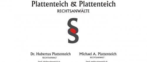 Firmenprofil von: Kündigungsschutzklage erfolgreich durchsetzen: Rechtsanwälte Plattenteich & Plattenteich in Krefeld
