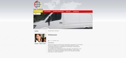 Firmenprofil von: Clone of Ihr Kurierdienst in Hamm: DS Kurier