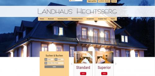 Firmenprofil von: Rustikaler Erholungsurlaub in der Pension Hechtsberg in Hausach