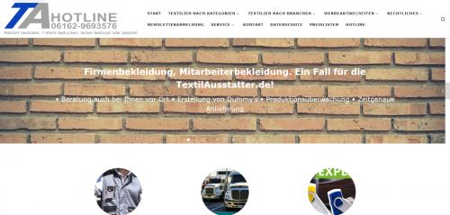 Firmenprofil von: Baumwolltaschen günstig bedrucken lassen – bei TA TextilAusstatter.de