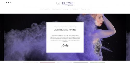 Firmenprofil von: Qualitative Hochzeitsfotos vom Profi: Lichtblicke Mainz