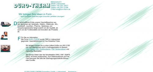 Firmenprofil von: Passgenauer Formenbau aus Lüdenscheid