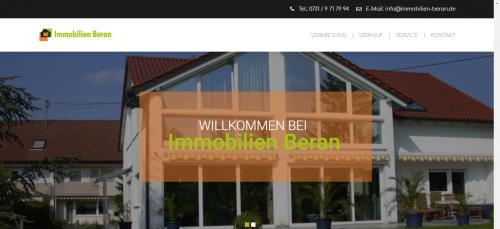 Firmenprofil von: Ihr starker Partner beim Immobilienverkauf in Neu-Ulm: Immobilien Beran
