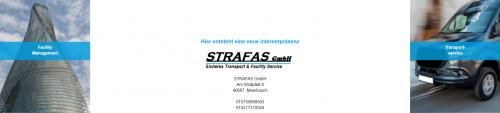 Firmenprofil von: Strafas GmbH in Meerbusch - Professioneller Transportservice