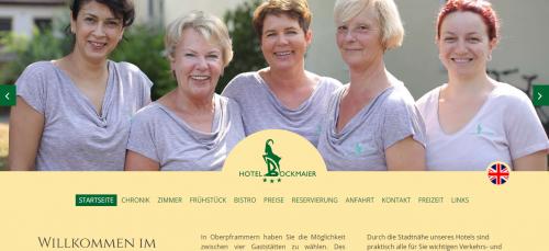 Firmenprofil von: Das Messehotel bei München: Hotel Bockmaier