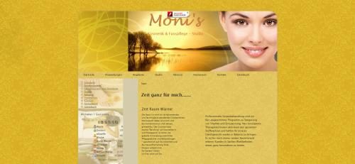 Firmenprofil von: Moni´s Kosmetik & Fußpflege-Studio: Medizinische Fußpflege in Ruhpolding