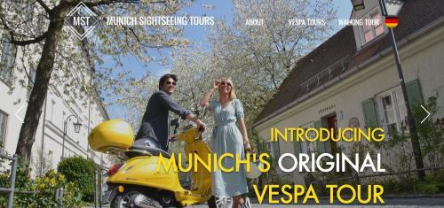Firmenprofil von: Spannende Gästeführungen in München mit Local City Tours