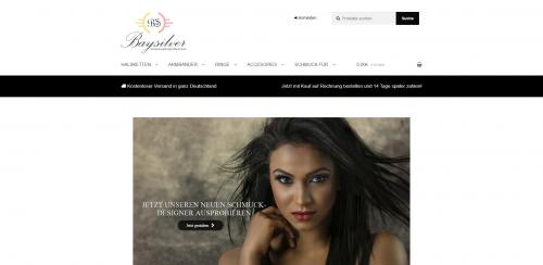 Firmenprofil von: Hochwertige Namensketten online kaufen bei Baysilver