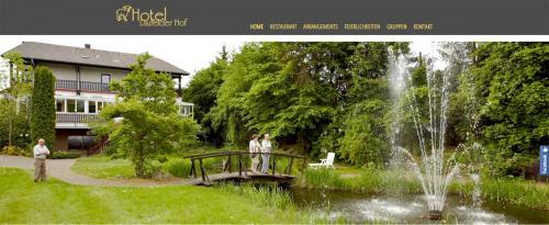 Firmenprofil von: Hotel Laufelder Hof: Lammspezialitäten in Laufeld