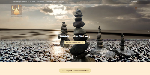 Firmenprofil von: Akupunktur in Wesselburen: Naturheilpraxis Ute Florek