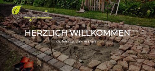 Firmenprofil von: Professionelle Pflasterarbeiten von Gestaltungsideen Garten- und Landschaftsbau in Oldenburg
