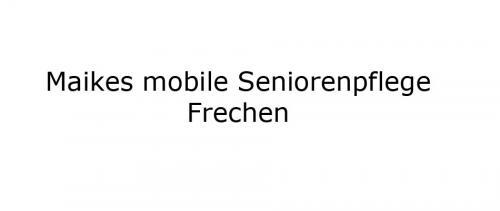 Firmenprofil von: Betreuung von älteren Mitmenschen: Maikes mobile Seniorenpflege in Köln
