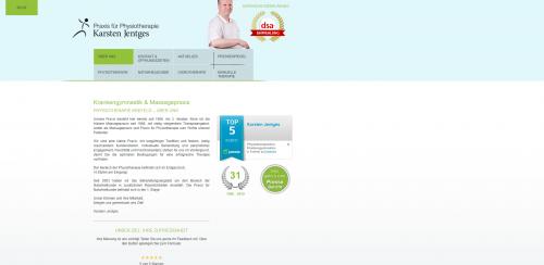 Firmenprofil von: Schmerzfrei dank Akupunktur: Ihr Physiotherapeut und Heilpraktiker Karsten Jentges aus Krefeld