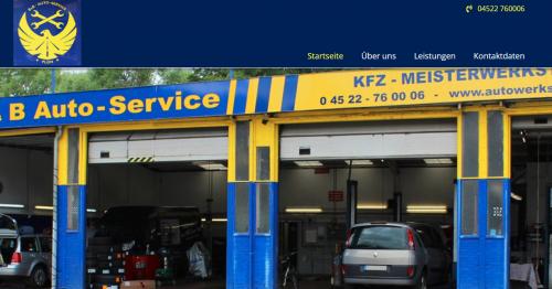 Firmenprofil von: Autoreparaturwerkstatt B&B Auto Service in Plön