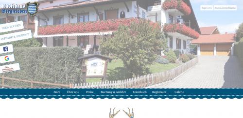 Firmenprofil von: Preiswerte Übernachtung an der Zugspitze: Gästehaus Bergfrieden
