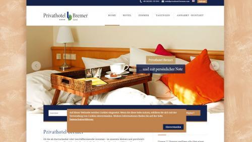 Firmenprofil von: Ihr Erholungsurlaub in NRW: Privathotel Bremer