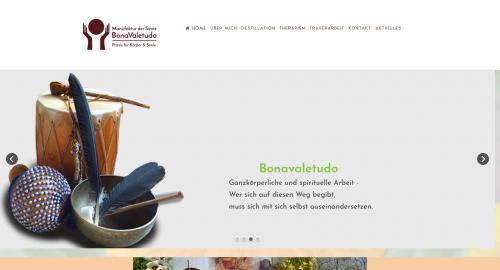 Firmenprofil von: Vertrauensvoller Klangtherapeut in München: Bonavaletudo - Ganzheitliche Psychotherapeutische Praxis