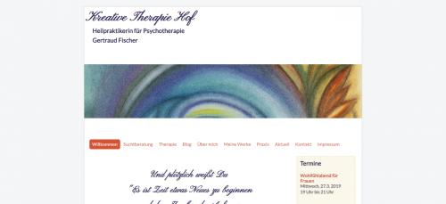 Firmenprofil von: Kompetente Suchtberatung: Heilpraxis für Psychotherapie nahe Hof
