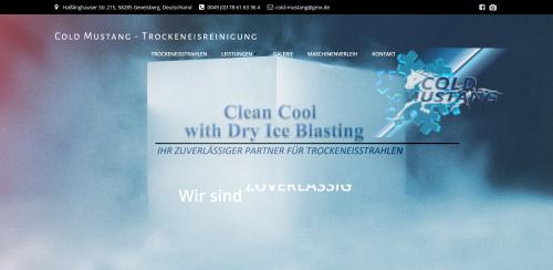 Firmenprofil von: Strahlender Glanz dank Reinigung mit Trockeneis