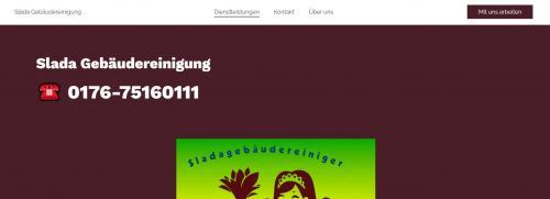 Firmenprofil von: Glänzende Sauberkeit mit Slada Gebäudereinigung in Lübeck