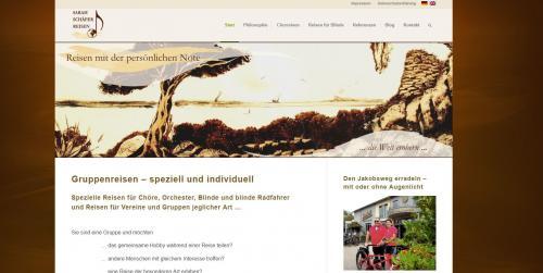 Firmenprofil von: Ihre Partnerin für Chorreisen: Sarah Schäfer Reisen GmbH