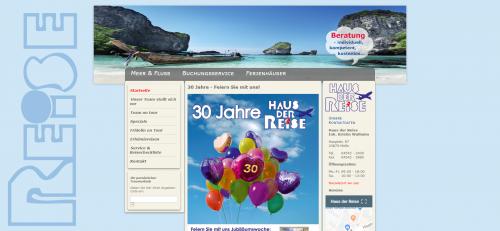 Firmenprofil von: Haus der Reise – Ihr Reisebüro nahe Ratzeburg