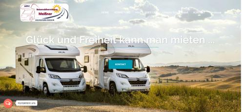 Firmenprofil von: Wohnmobil mieten bei Reisemobilvermietung Meißner nahe Schweinfurt